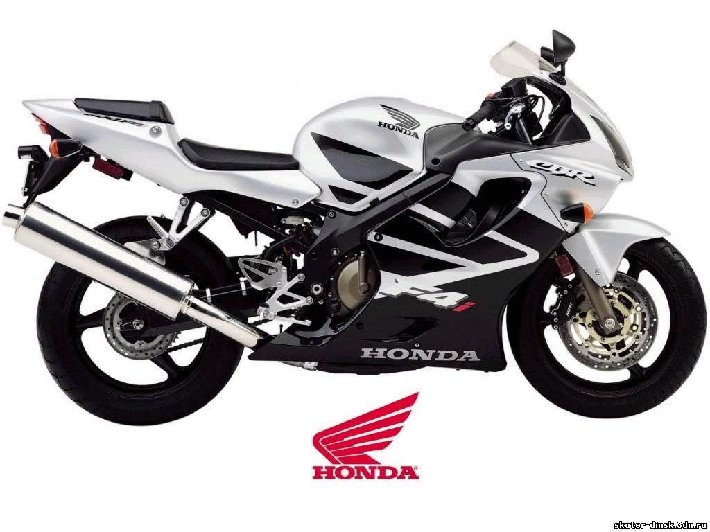 Honda Мотоциклы.  Представлены фот…
